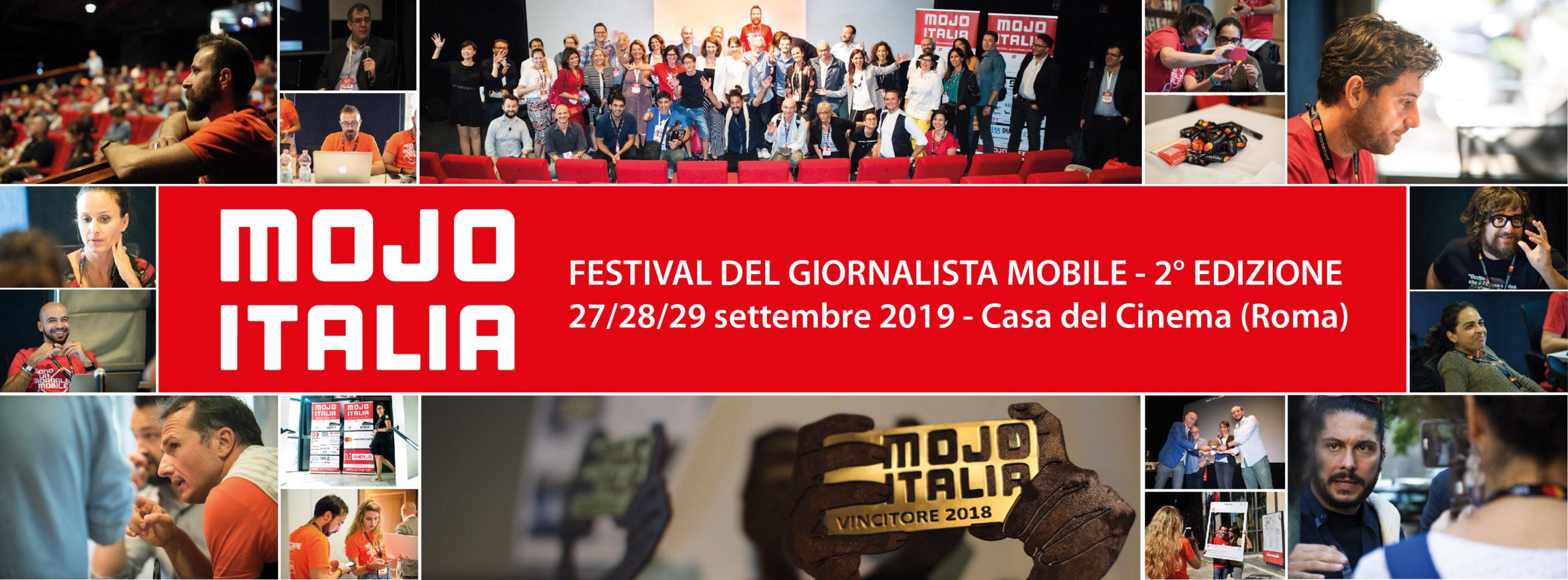 IL MIO INTERVENTO AL MOJO ITALIA FESTIVAL 2019